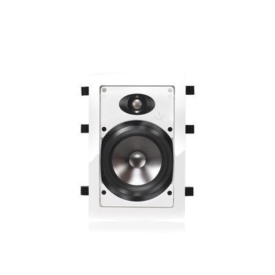 Tannoy In Wall Discreet White IW6DS(W) (Pair)
