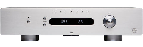 Primare I22 Integrated Amplifier DAC 230V Titan