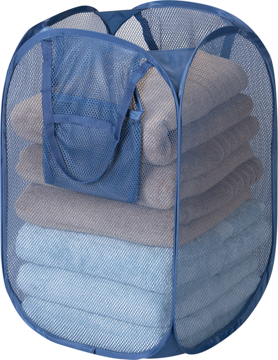 Pop-up Hamper (Blue)