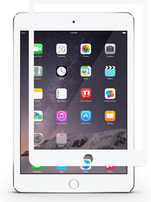Moshi iVisor Screen Protector XT for iPad Mini - White