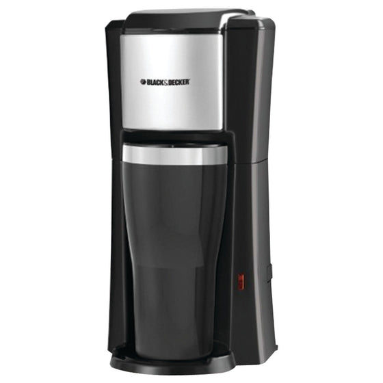 Single Serve Coffee Maker Black and Decker