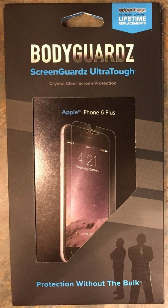 Bodyguardz Screenguardz for iPhone 6 Plus