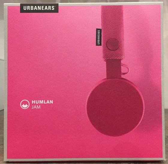 Urbanears Humlan Jam Over-Ear Headphones