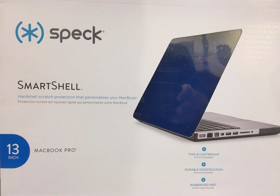 "Speck SmartShell Case for 2013 13"" Macbook Pro, Powder Blue"