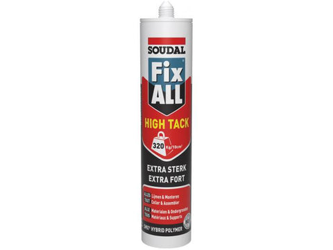 SOUDAL - Fix ALL High Tack - wit