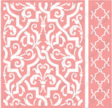 QUATREFOIL EMBOSSING FOLDER SET