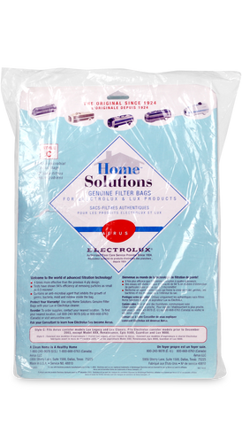 (Style C) Home Solutions™ Genuine Filter Bags