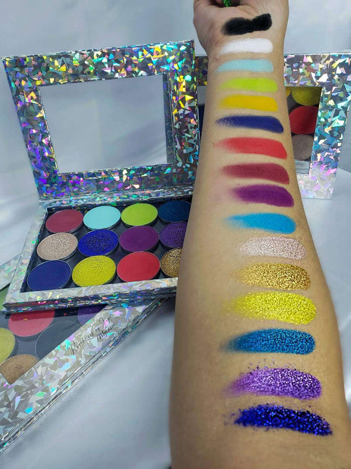 Brochazos by Japeta Individual Eyeshadows - LIMITED EDITION!