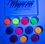 Neon Loose Pigments Kit