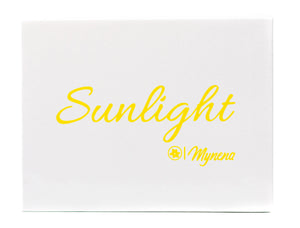 Sunlight - Matte Eye Shadow Palette Highly Pigmented 12 Nude Daily Use Colors - Mynena