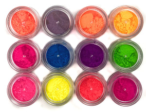 Neon Eyeshadow Pigments - Mynena