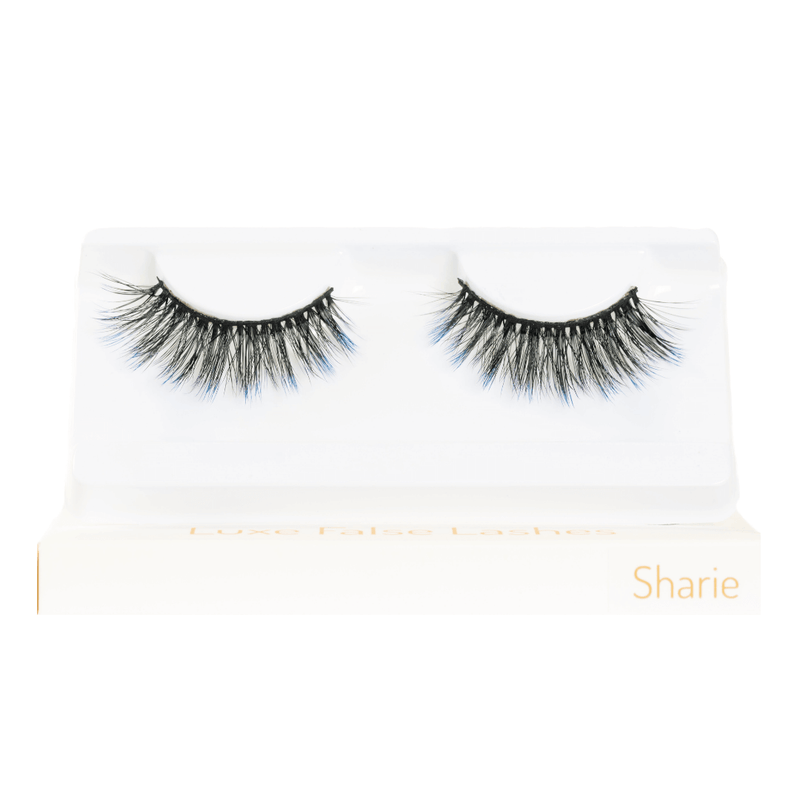 False Eyelashes that Look Natural - Sharie - Mynena