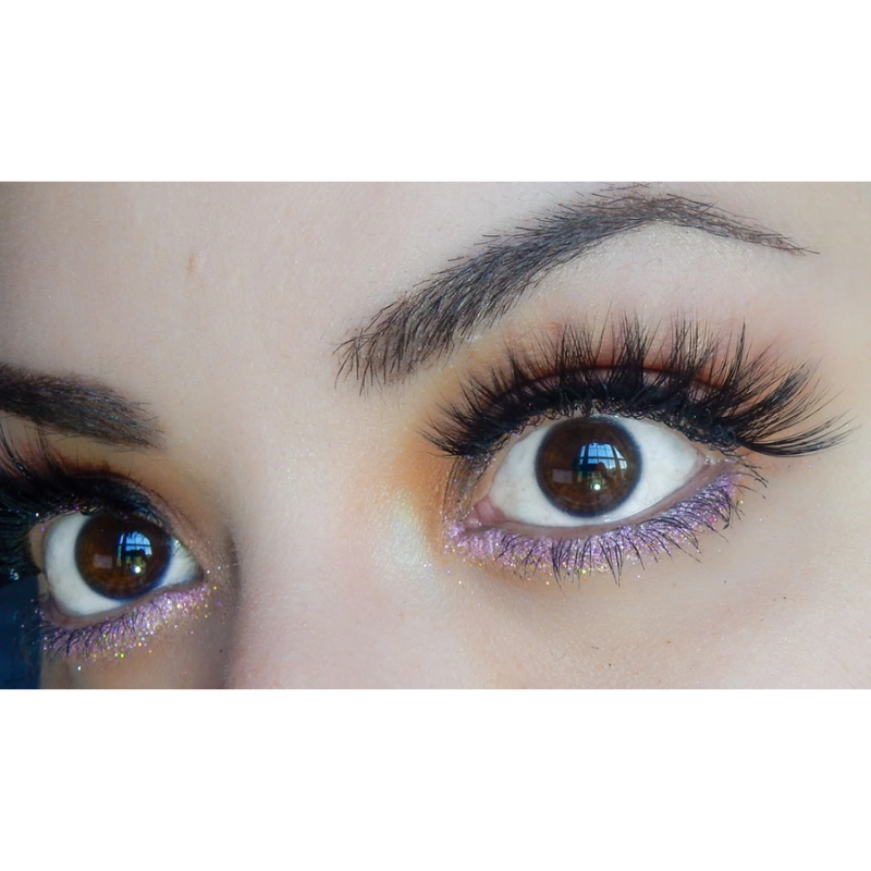 3D Faux Mink False Lashes - Tiffany - Mynena