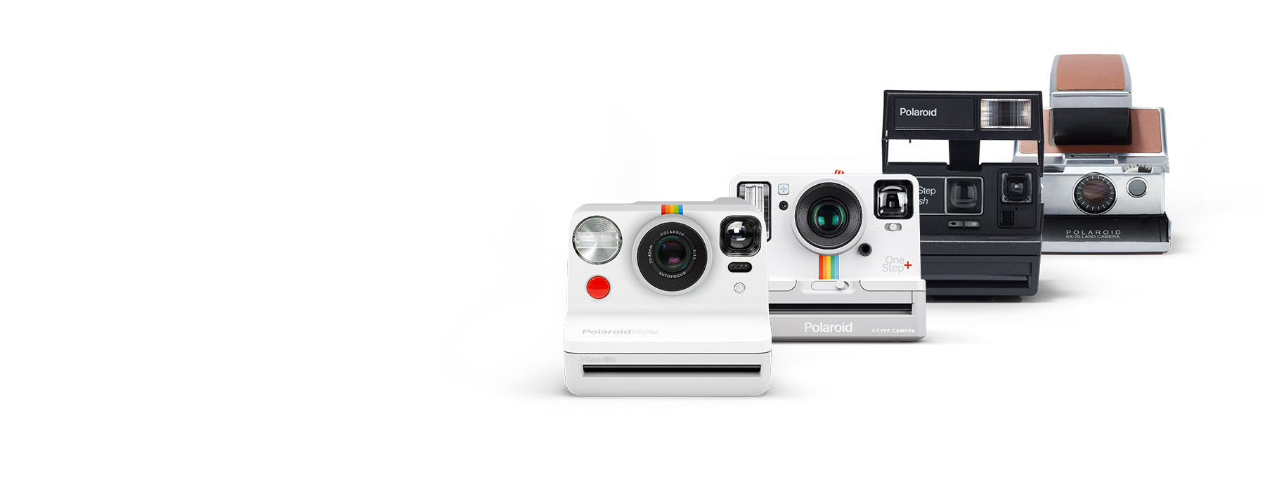 Find your Polaroid camera.