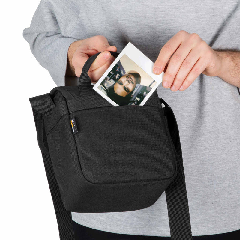 Polaroid Box Camera Bag - Black