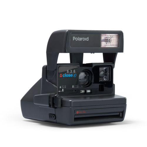 Polaroid OneStep Close Up Instant Camera Front view