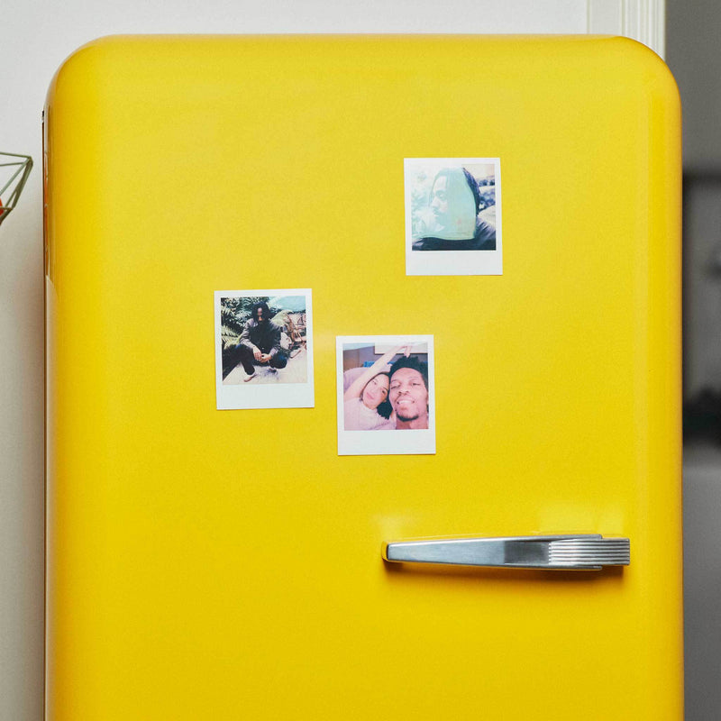 Magnetic Display Stars for Polaroid photos on fridge