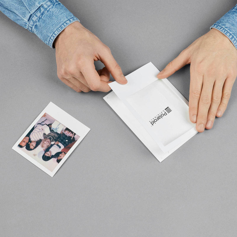 How to make Polaroid Postcards