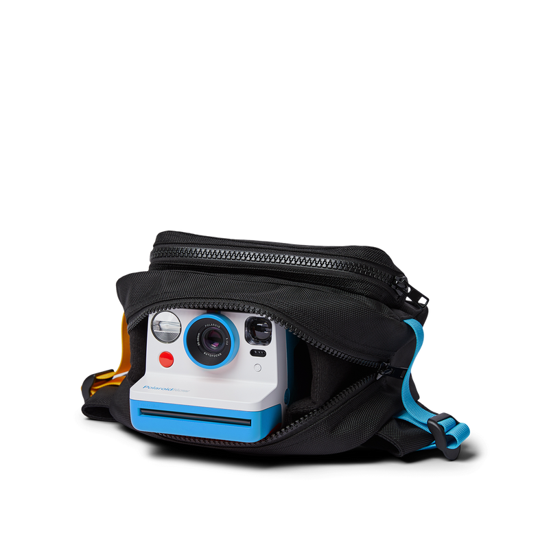 Sandqvist x Polaroid Collaboration – Paris Bum Bag with Polaroid camera