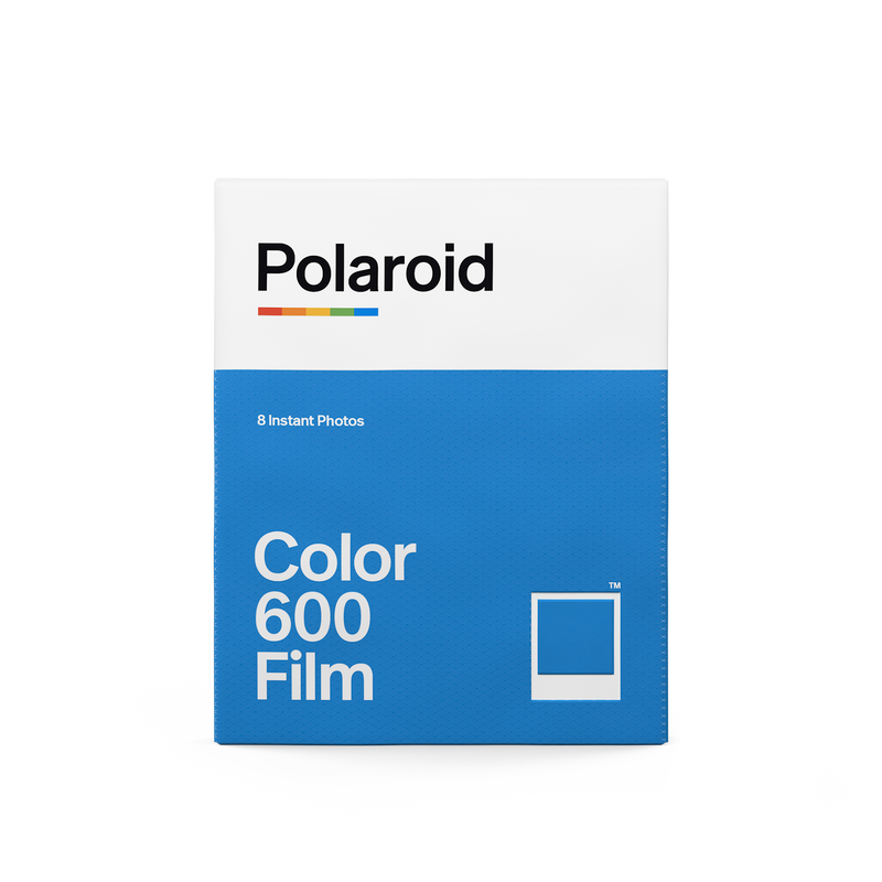 Polaroid 600 Film Color Front