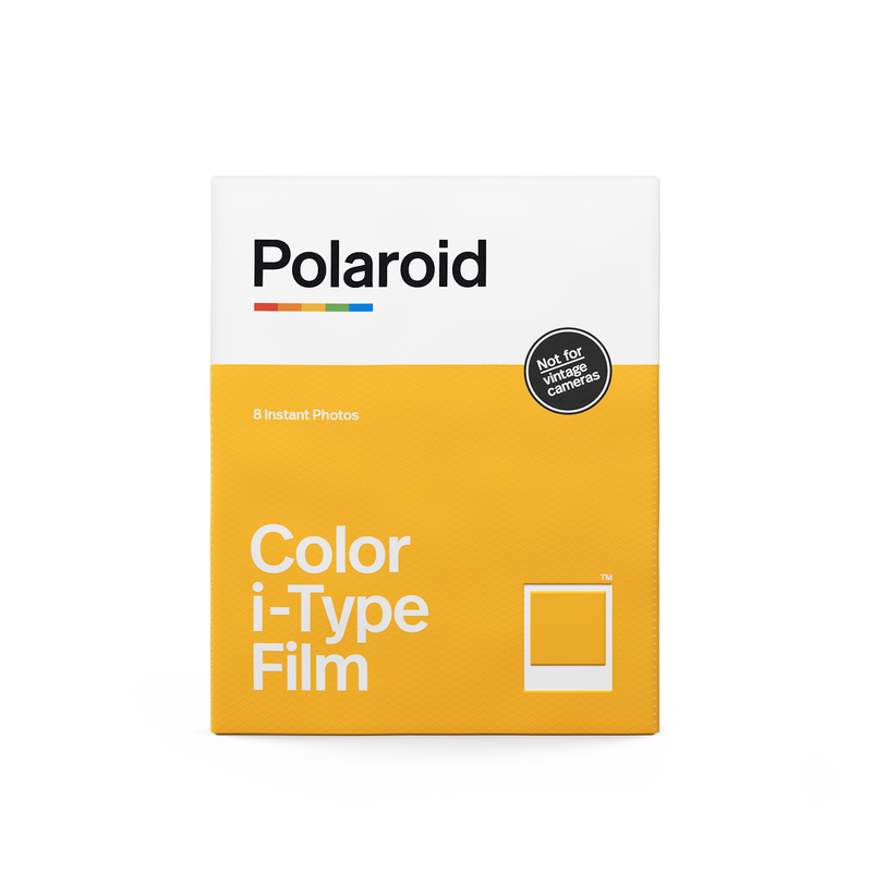 Polaroid Color i-Type Film Front
