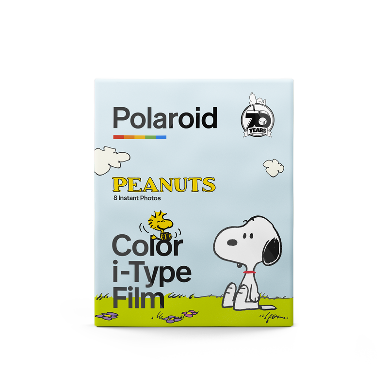 Polaroid Now Peanuts Starter Set