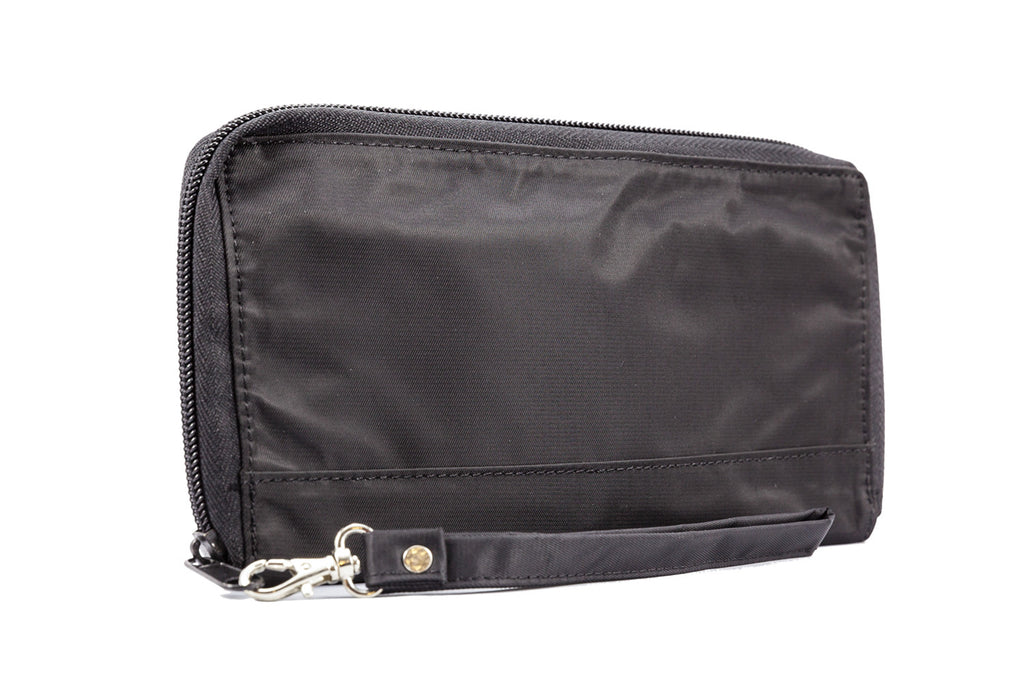 Panther Clutch Black