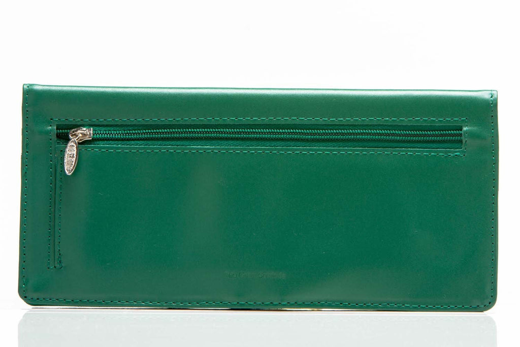 Leather Executive Verdant Green