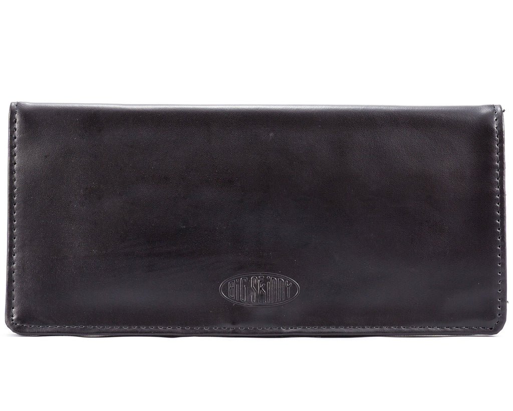 Leather Executive Black