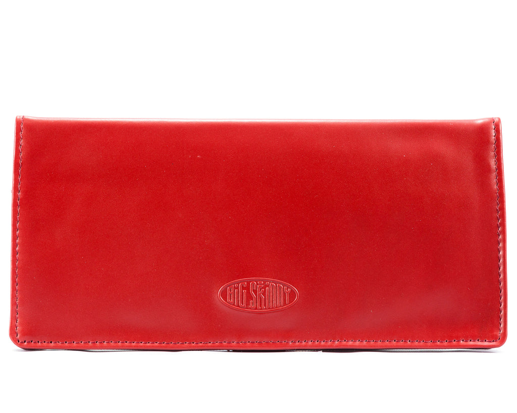 Leather Executive Red