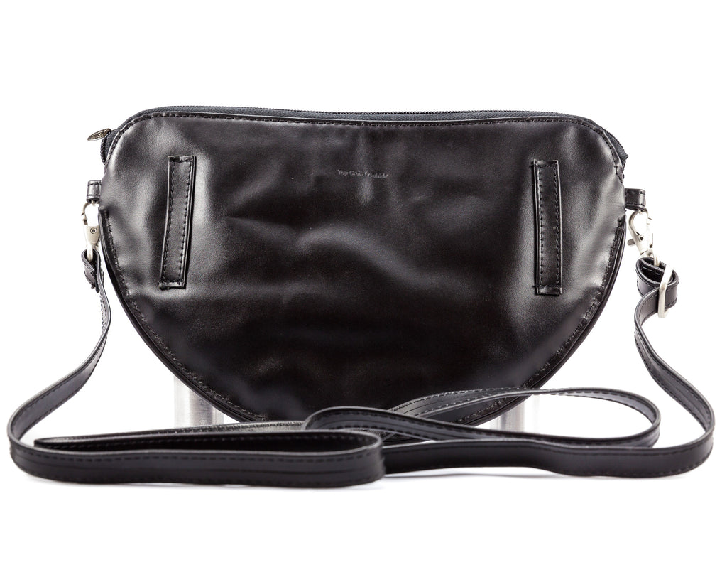 Leather Cheshire Convertible Black