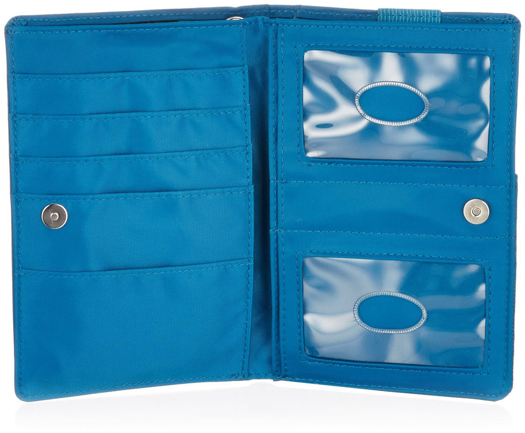 Plus Sized MyPhone Wallet Ocean Blue