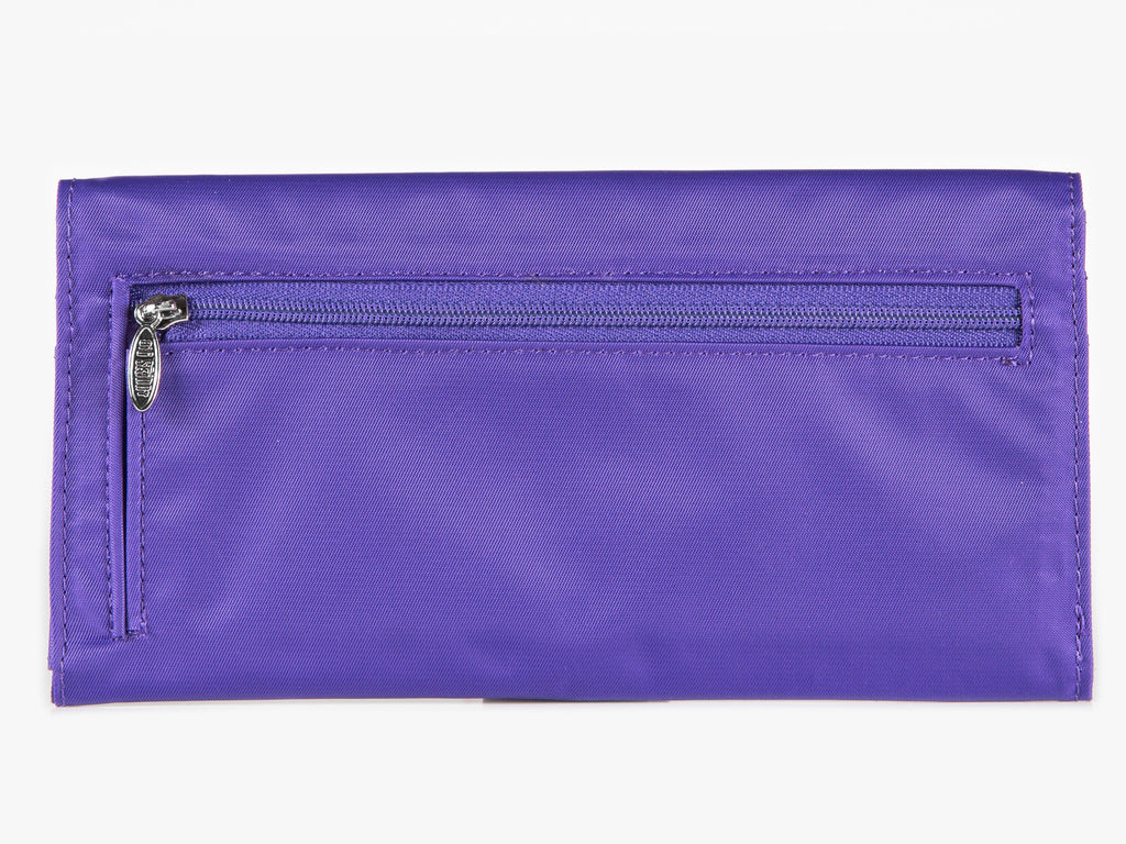RFID Blocking Slimvelope Purple
