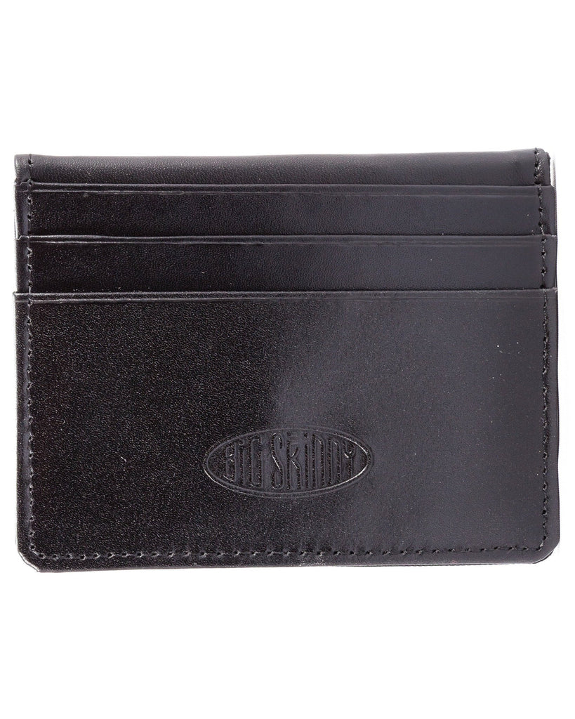 Leather New Yorker Black