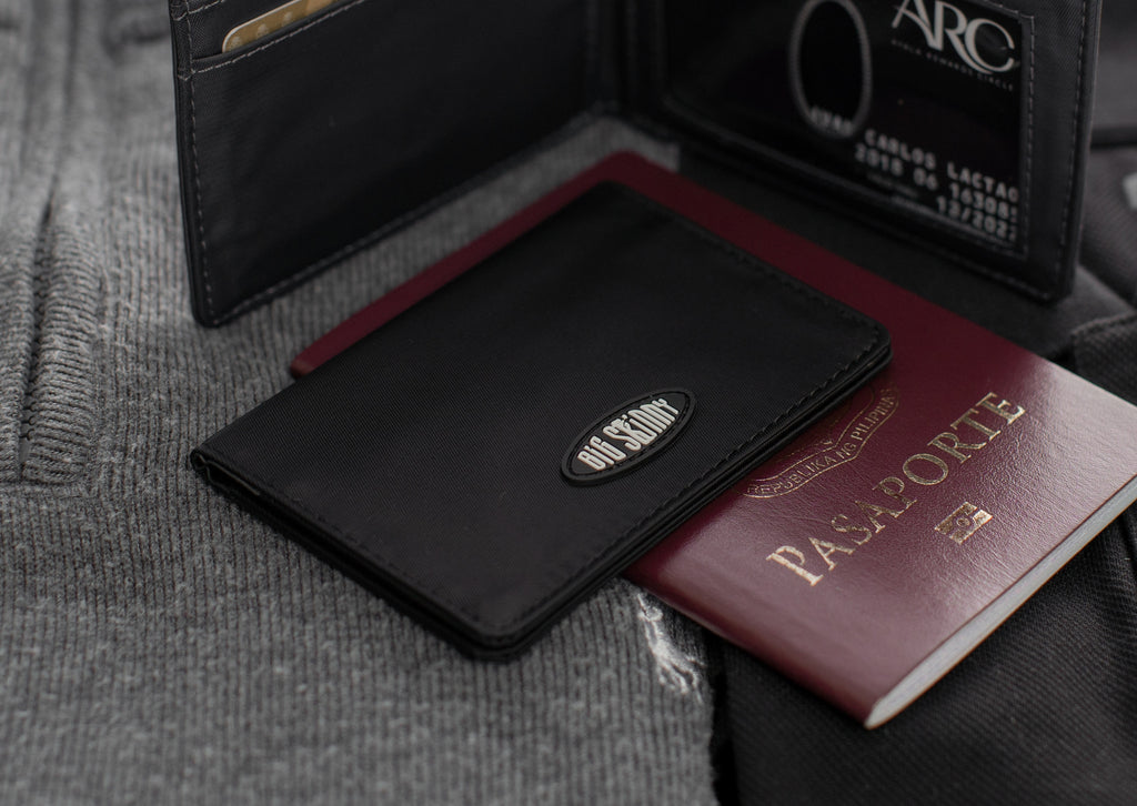 RFID Blocking Card Holder Inside ID