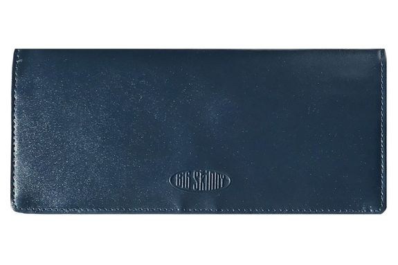 Leather Executive Navy