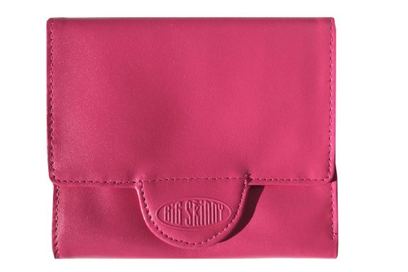 Leather Trixie Fuchsia