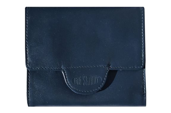 Leather Trixie Navy
