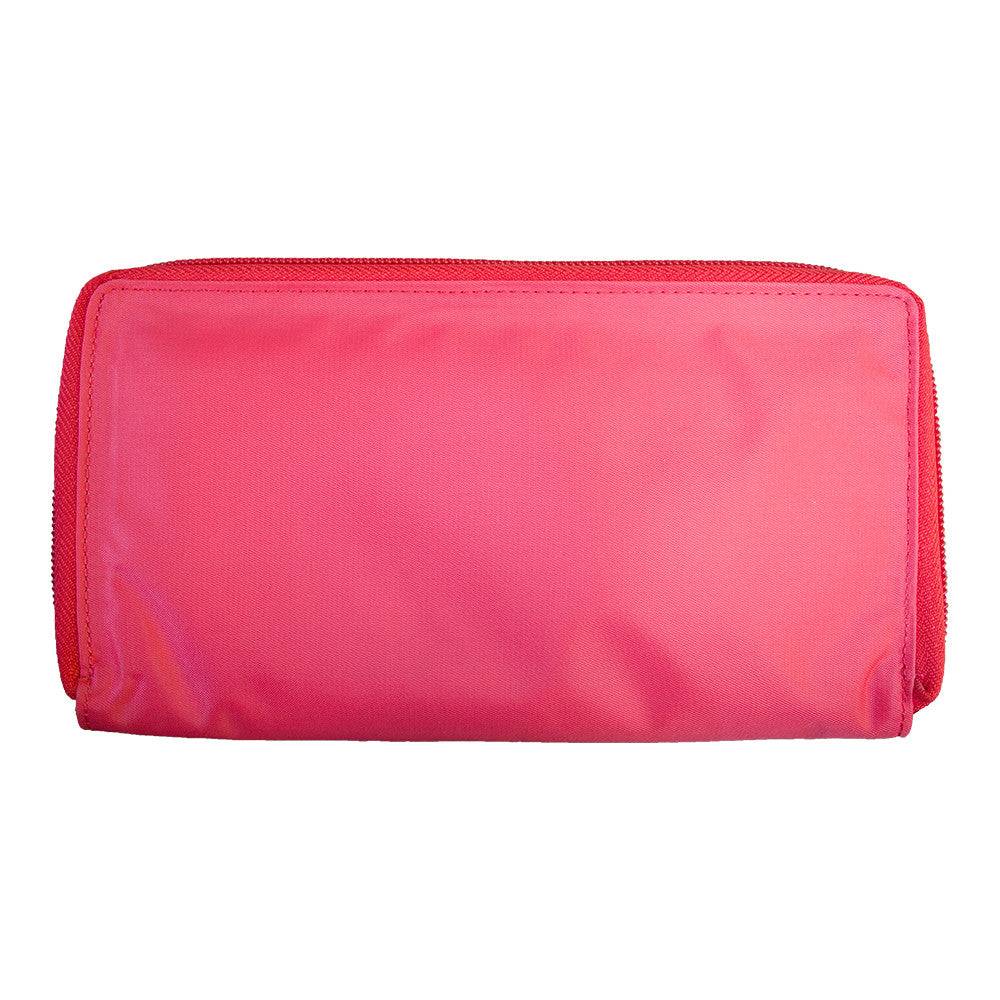 Panther Clutch Coral Pink