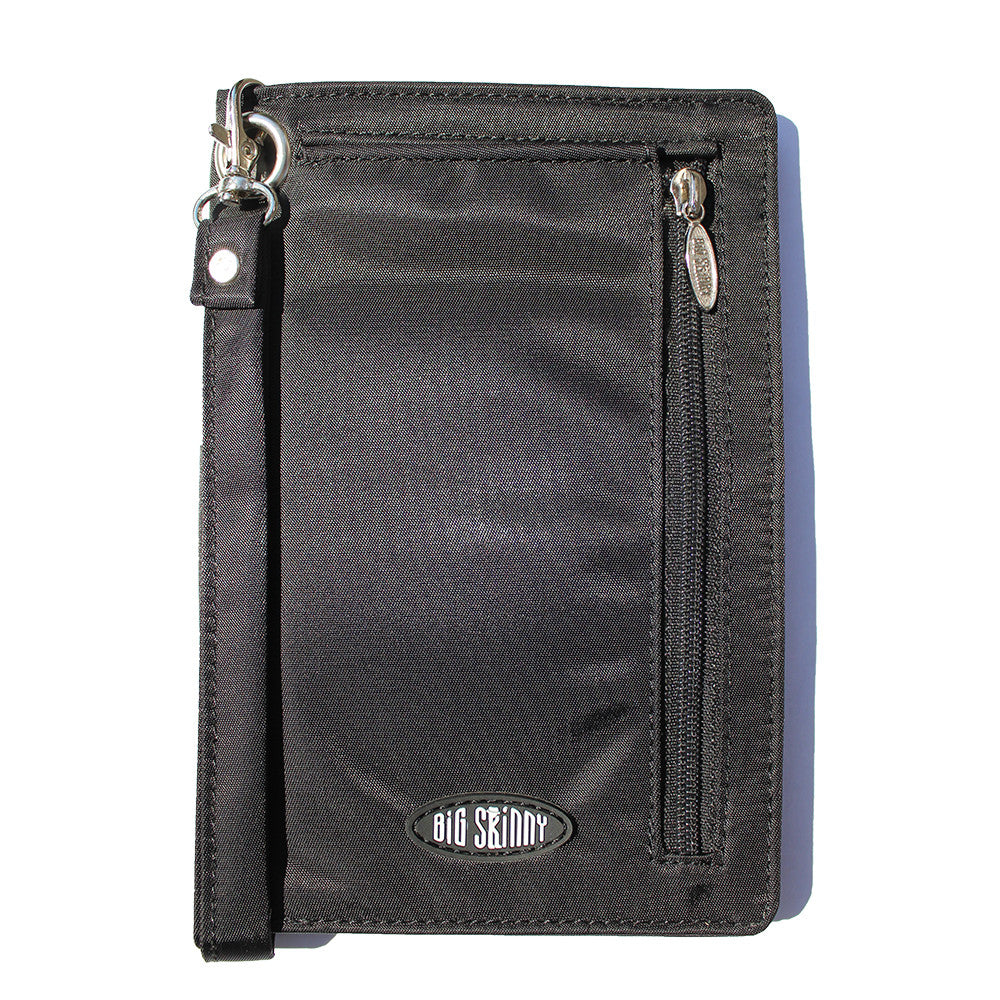 Plus Sized MyPhone Wallet Black