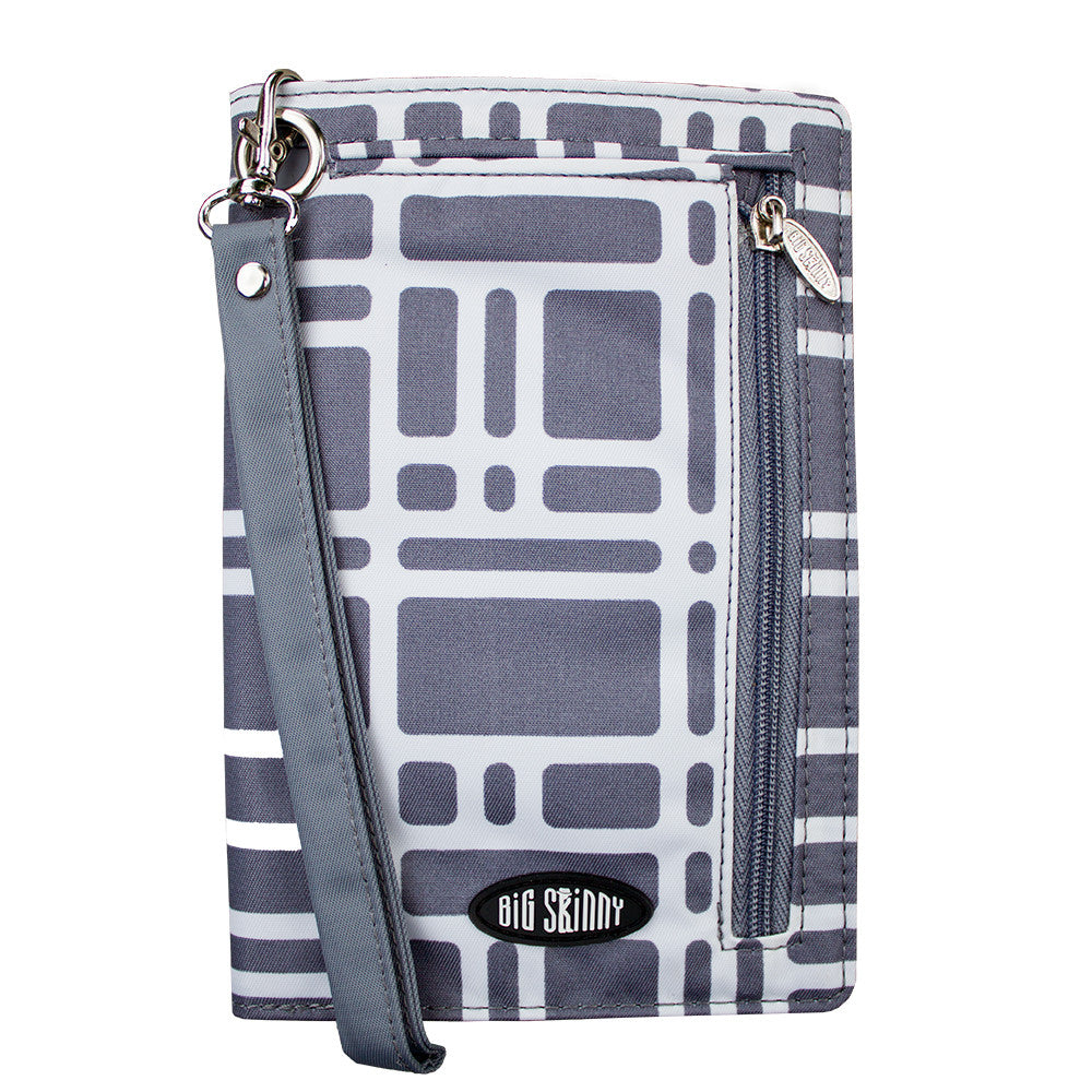 Plus Sized MyPhone Wallet Graphite Cobble