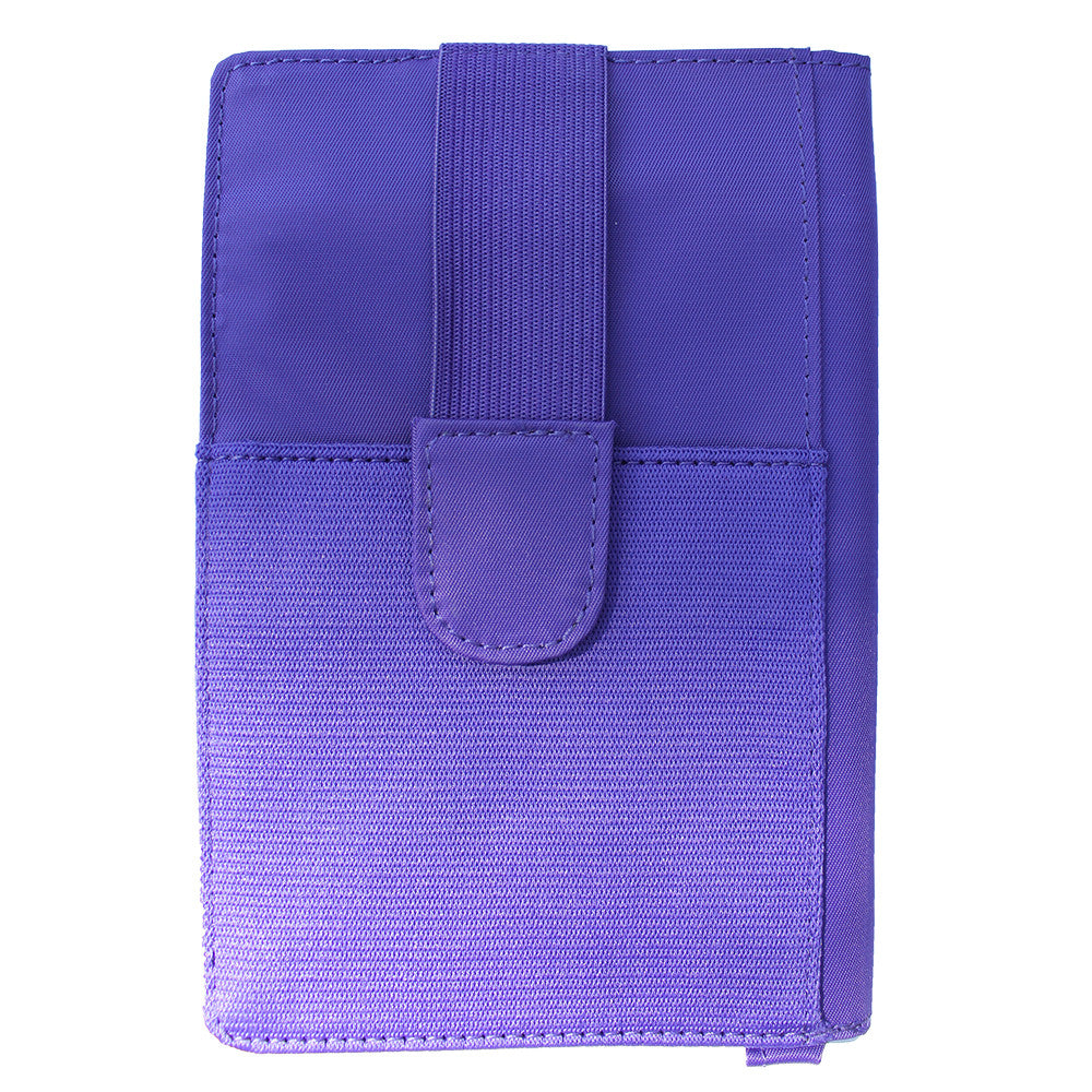 Plus Sized MyPhone Wallet Purple