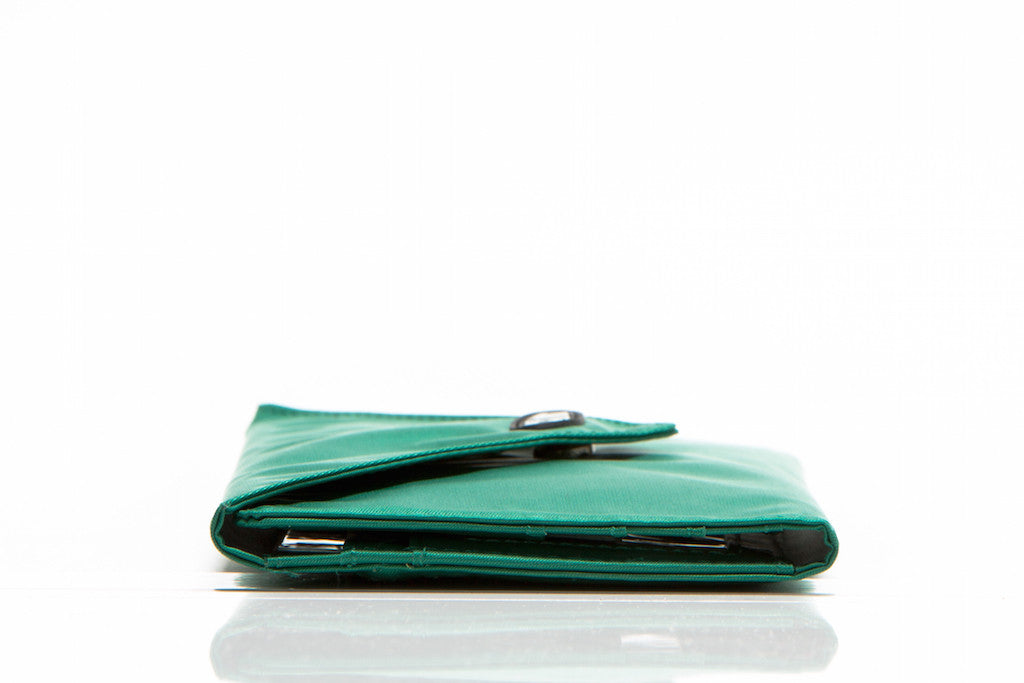 RFID Blocking Slimvelope Verdant Green