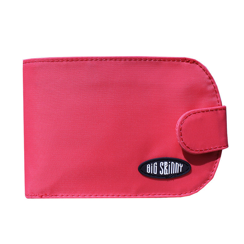 RFID Blocking Taxicat - Coral