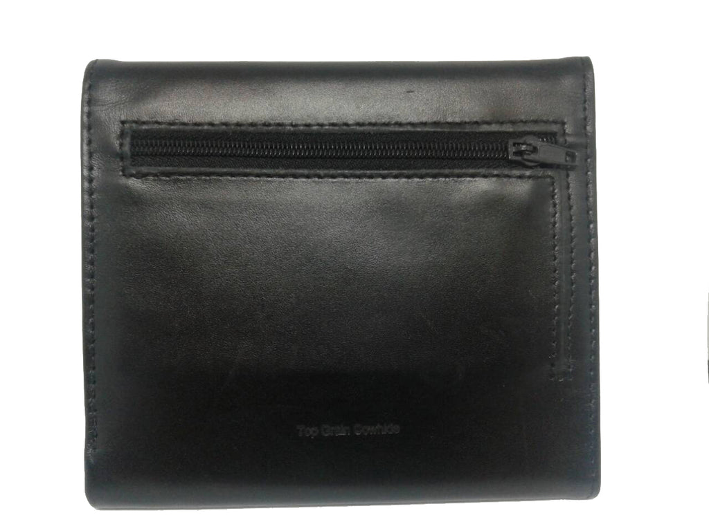 Leather Trixie Black
