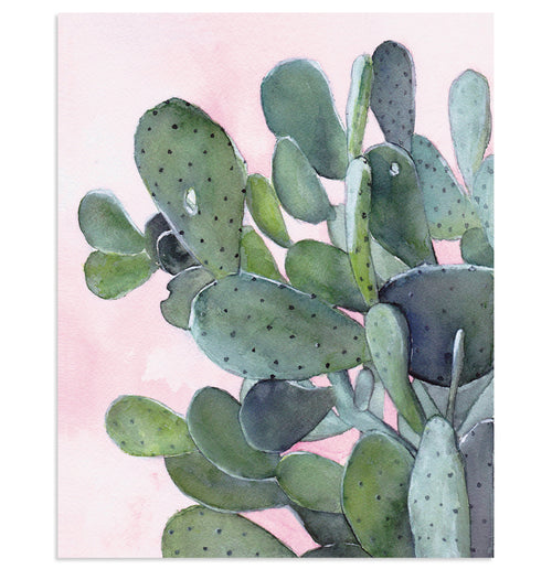 """Desert Pears"" Modern Home Decor Wall Art"