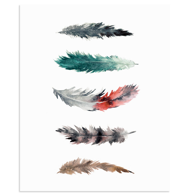 FEATHER STUDY II