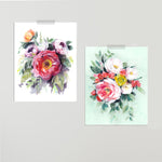 """Ever Blooming"" Set of Two Prints"