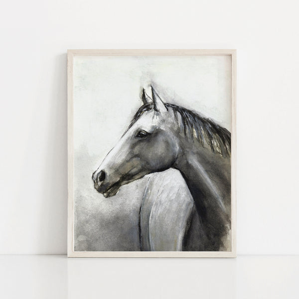 GREY ONE - Signature Collection - Art Print in 2 Sizes