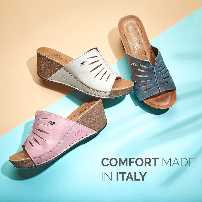 Fly Flot shoes, comfort made in Italy.